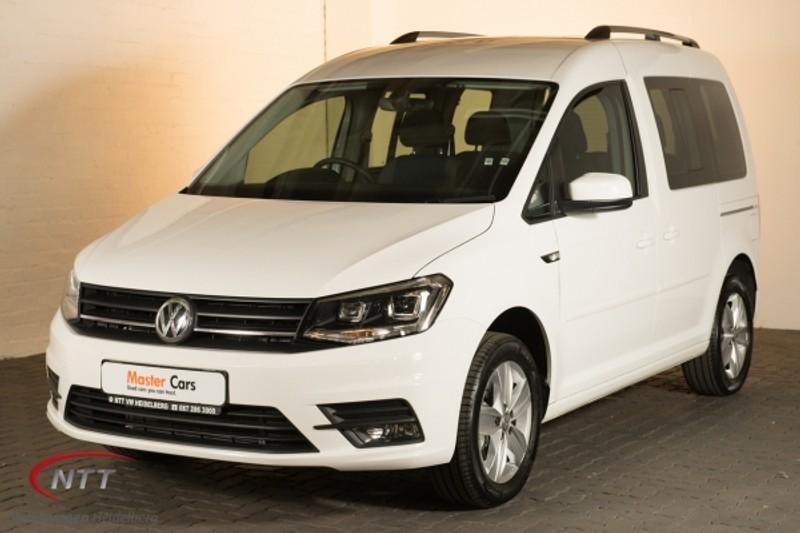 2021 Volkswagen Caddy 1.0 TSI Trendline Gauteng Heidelberg_0