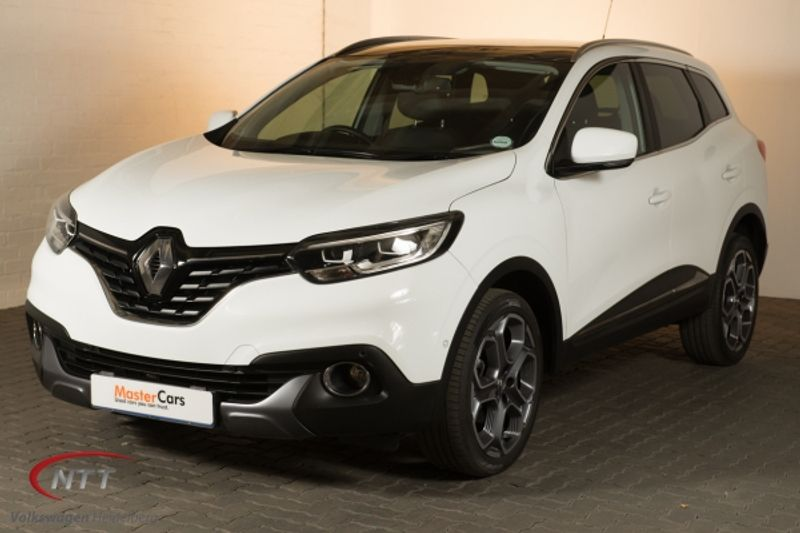 2017 Renault Kadjar 1.2T Dynamique EDC Gauteng Heidelberg_0