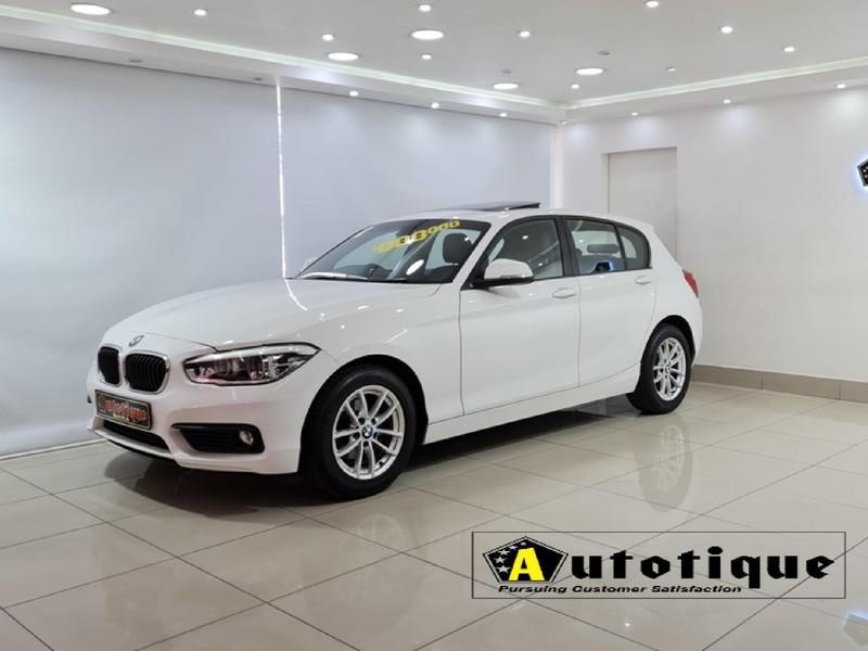 2016 BMW 1 Series 118i Sport 5DR Auto f20 Kwazulu Natal Durban_0