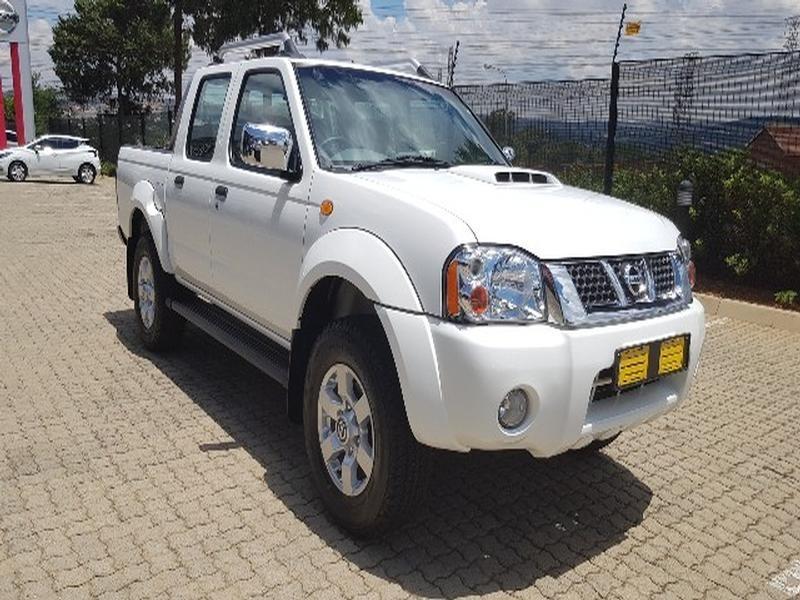 2021 Nissan NP300 Hardbody 2.5 TDi HI-RIDER Double Cab Bakkie Gauteng Johannesburg_0