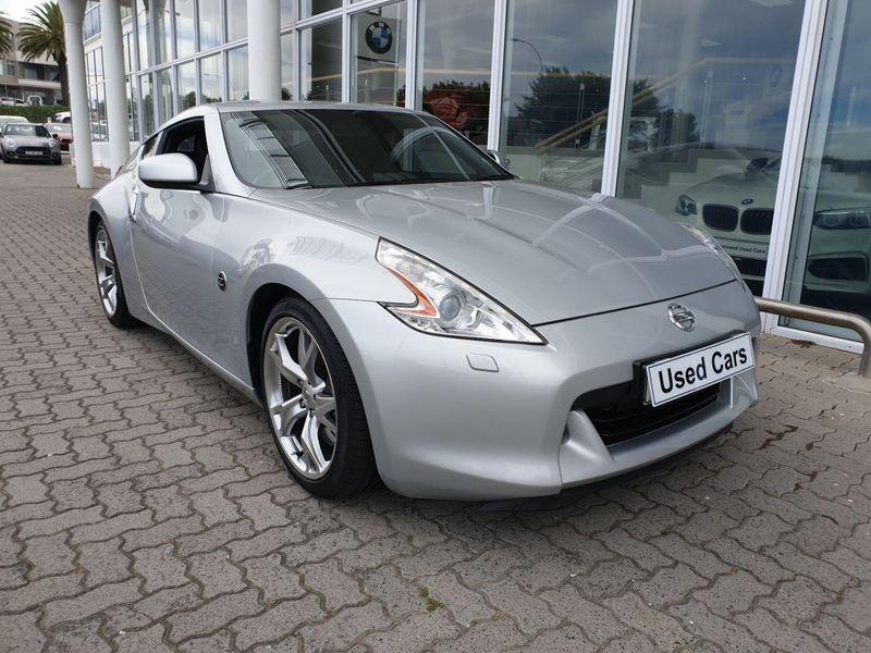 2012 Nissan 370z Coupe At  Western Cape Tygervalley_0
