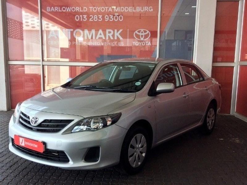 2019 Toyota Corolla Quest 1.6 Auto Mpumalanga Middelburg_0