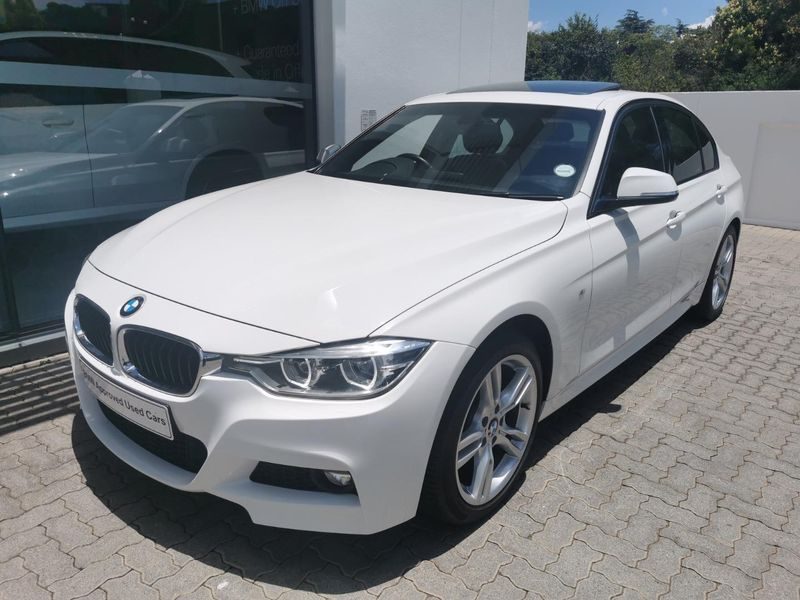 2017 BMW 3 Series 320i M Sport Auto Gauteng Johannesburg_0