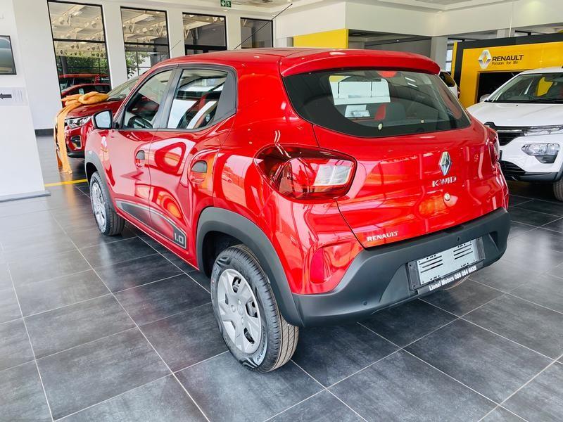 2021 Renault Kwid 1.0 Expression 5-Door North West Province Rustenburg_0