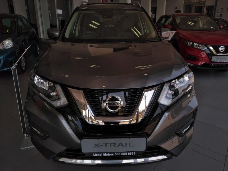 2021 Nissan X-Trail 1.6dCi Tekna 4X4 North West Province Rustenburg_0
