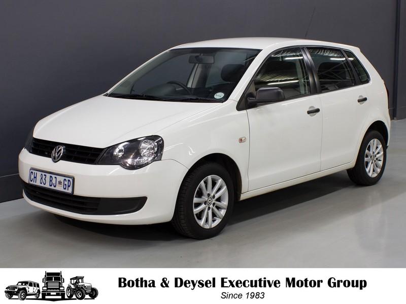 2013 Volkswagen Polo Vivo 1.6 Trendline 5Dr Gauteng Vereeniging_0