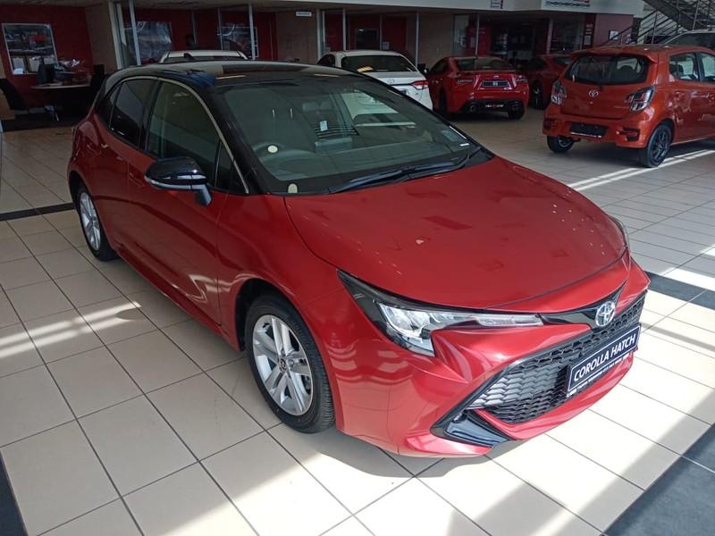 2021 Toyota Corolla 1.2T XS 5-Door Gauteng Midrand_0