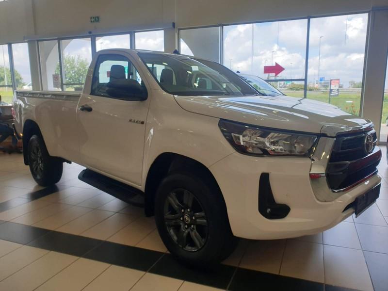2021 Toyota Hilux HILUX SC 2.4 GD-6 RB RAIDER 6MT Gauteng Midrand_0