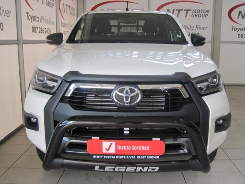 2021 Toyota Hilux 2.8 GD-6 RB Legend 4x4 PU ECab Mpumalanga White River_0