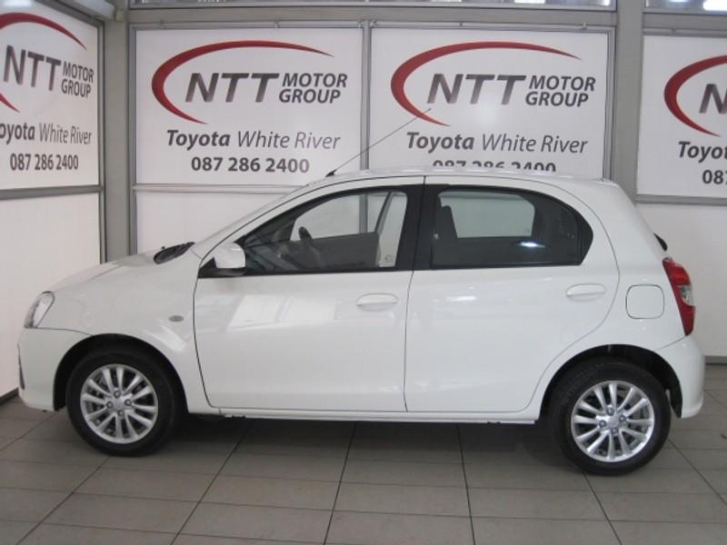 2018 Toyota Etios 1.5 Xs 5dr  Mpumalanga White River_0