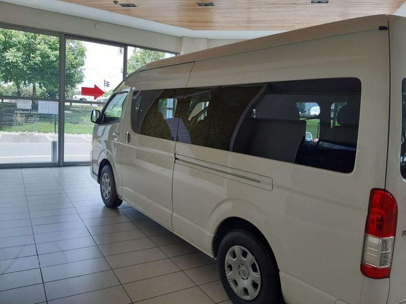 2021 Toyota Quantum Hiace 2.5D GL Bus 14s Gauteng Midrand_0