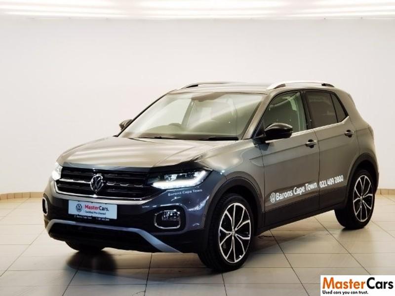 2021 Volkswagen T-Cross 1.0 TSI Highline DSG Western Cape Cape Town_0