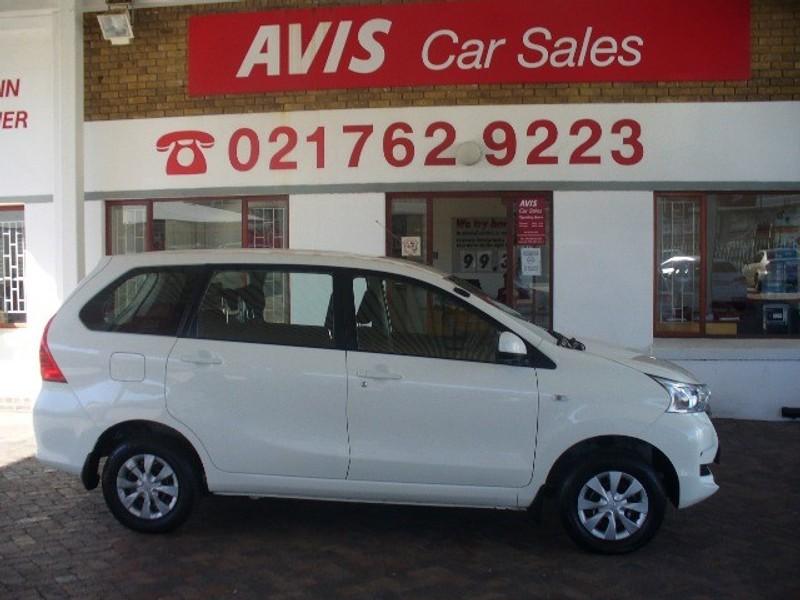 2019 Toyota Avanza 1.5 SX Western Cape Cape Town_0