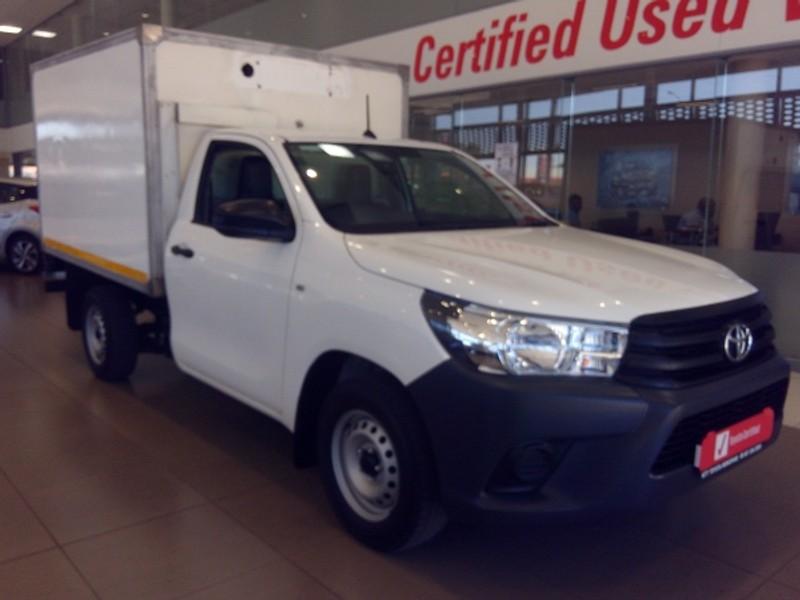 2019 Toyota Hilux 2.0 VVTi AC Single Cab Bakkie Limpopo Mokopane_0