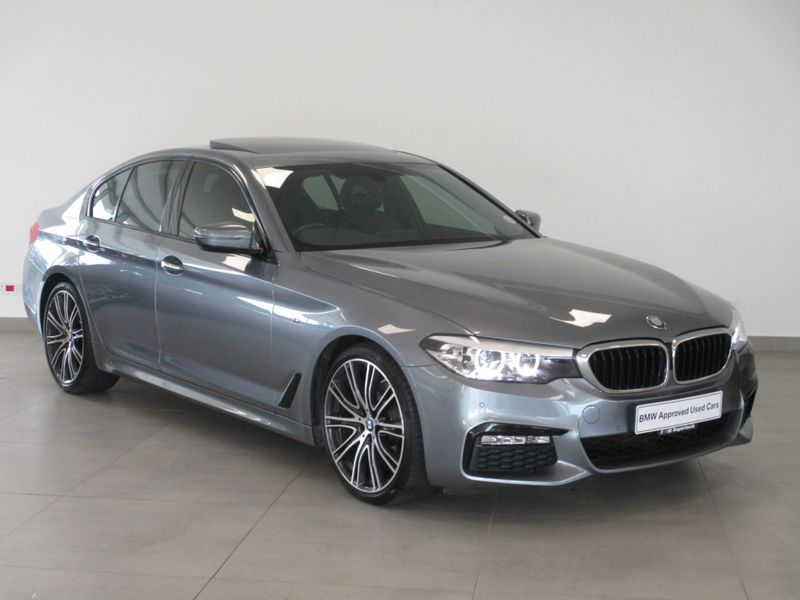 2017 BMW 5 Series BMW 5 Series 520d M Sport Kwazulu Natal Pinetown_0