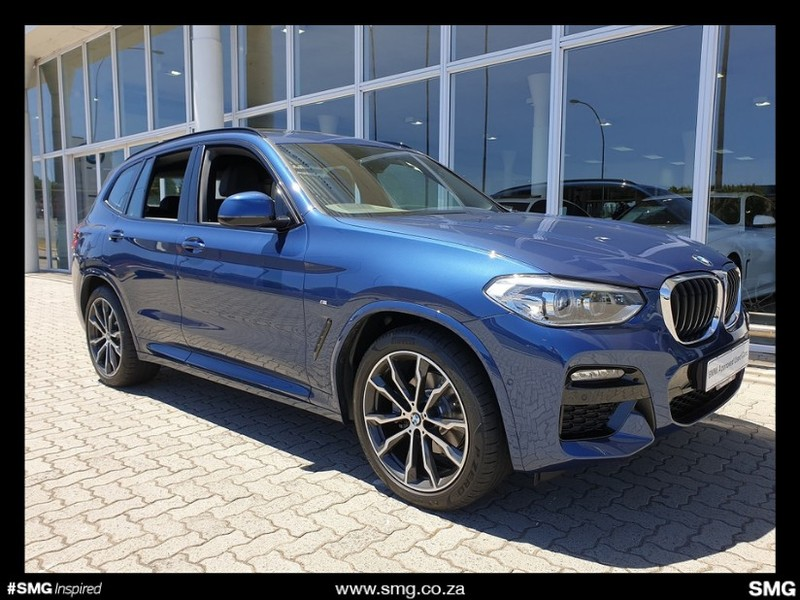 2020 BMW X3 xDRIVE 20d M-Sport G01 Western Cape Tygervalley_0