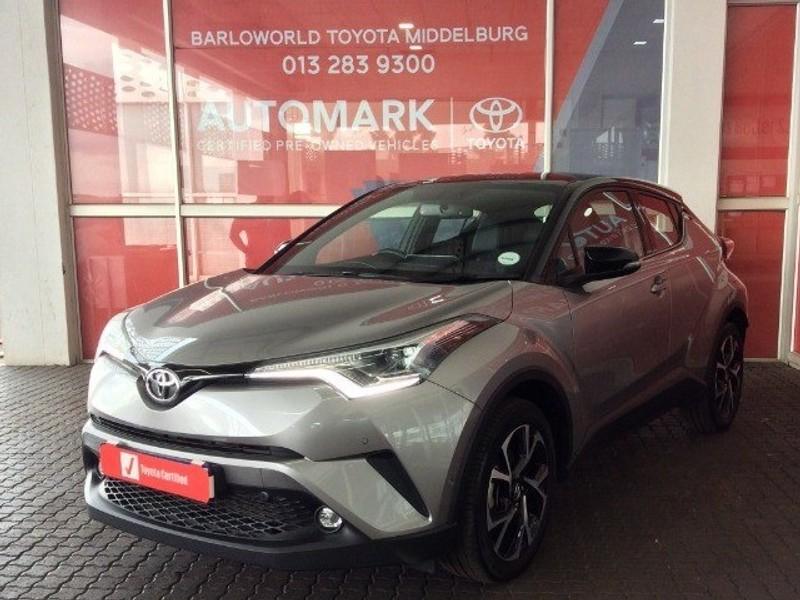 2020 Toyota C-HR 1.2T Luxury CVT Mpumalanga Middelburg_0