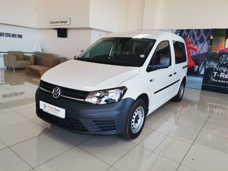 2020 Volkswagen Caddy Caddy4 Crewbus 1.6i 7-Seat Northern Cape Kuruman_0