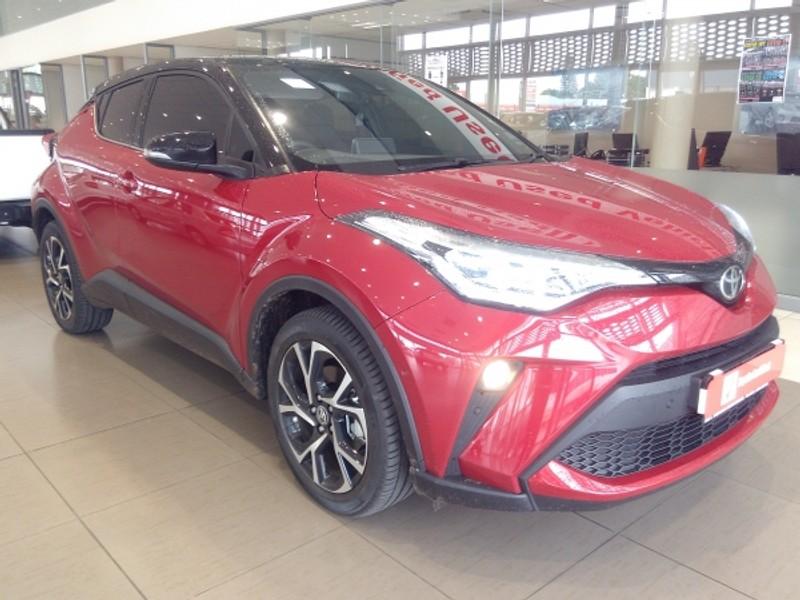 2021 Toyota C-HR 1.2T Luxury CVT Limpopo Mokopane_0