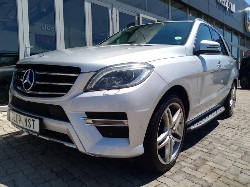 2013 Mercedes-Benz M-Class Ml 350 Bluetec  Mpumalanga Nelspruit_0