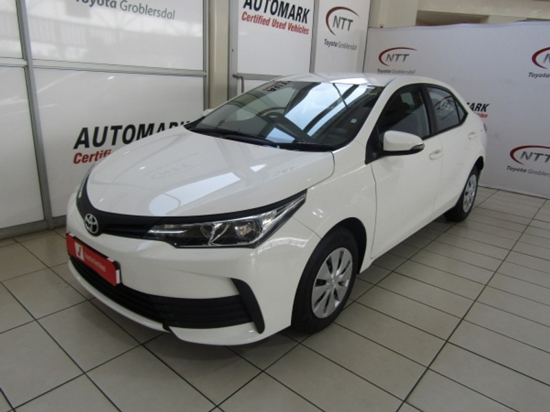 2020 Toyota Corolla Quest 1.8 Limpopo Groblersdal_0