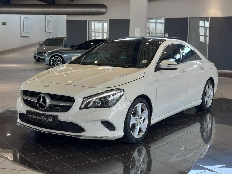 2017 Mercedes-Benz CLA-Class CLA200 Urban Auto Western Cape Cape Town_0