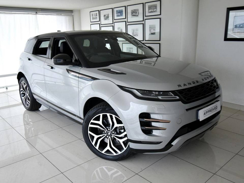 2020 Land Rover Evoque 2.0D First Edition 132KW D180 Gauteng Centurion_0