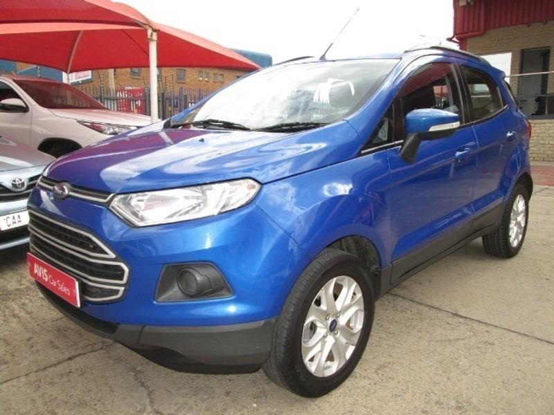 2018 Ford EcoSport 1.5TDCi Trend Gauteng Kempton Park_0