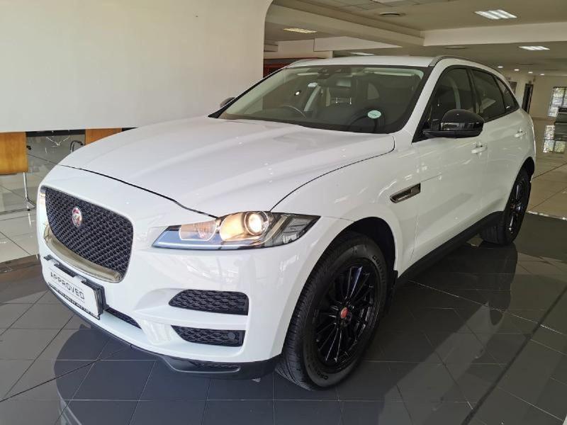2017 Jaguar F-Pace 2.0 i4D AWD Pure Mpumalanga Nelspruit_0