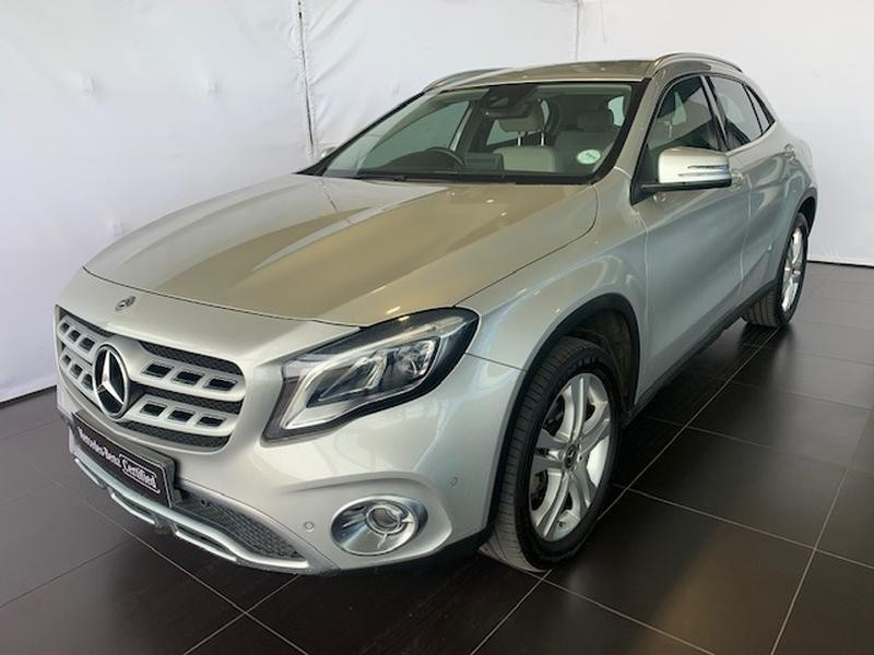 2017 Mercedes-Benz GLA-Class 200 Auto Western Cape Paarl_0