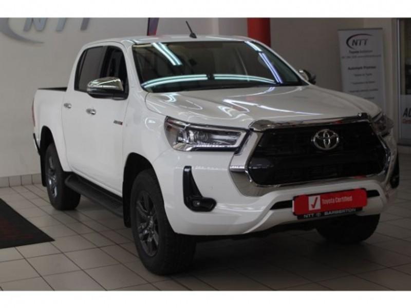 2021 Toyota Hilux 2.8 GD-6 RB Raider Auto Double Cab Bakkie Mpumalanga Barberton_0