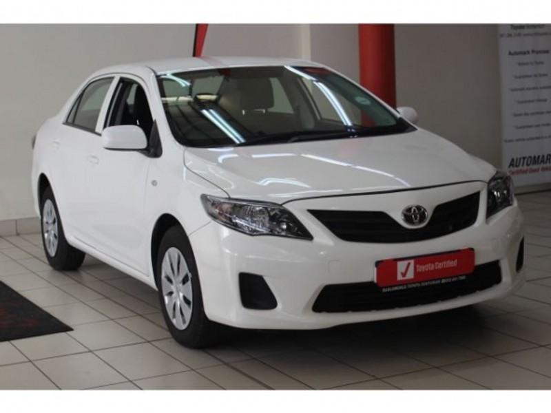 2019 Toyota Corolla Quest 1.6 Auto Mpumalanga Barberton_0