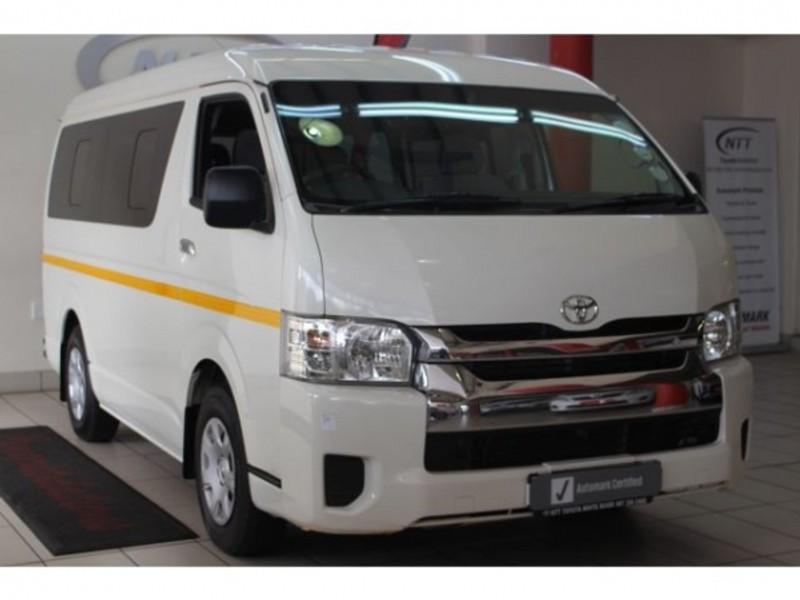 2015 Toyota Quantum 2.5 D-4d 10 Seat  Mpumalanga Barberton_0