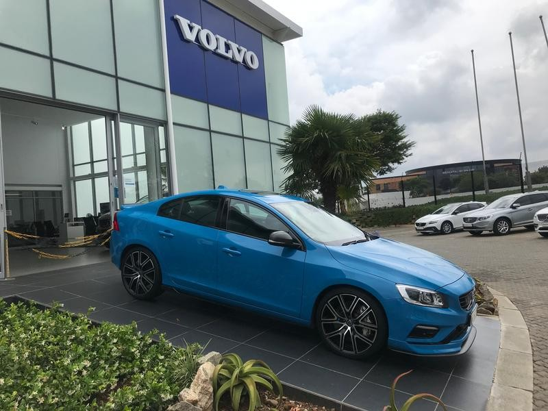 2019 Volvo S60 Polestar AWD Gauteng Midrand_0