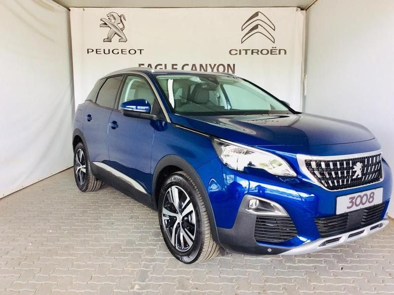 2021 Peugeot 3008 1.6 THP Allure Auto Gauteng Randburg_0