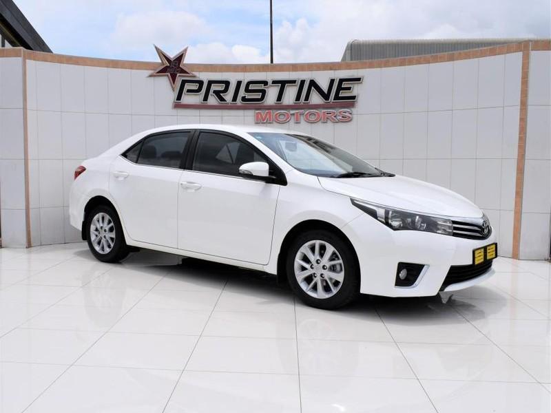 2014 Toyota Corolla 1.8 High CVT Gauteng De Deur_0