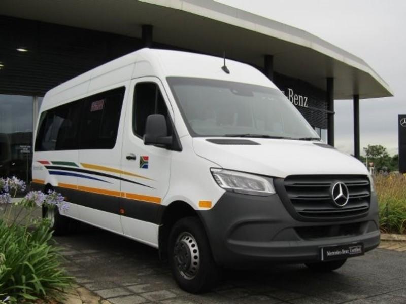2019 Mercedes-Benz Sprinter 516 CDI LWB FC PV Kwazulu Natal Umhlanga Rocks_0