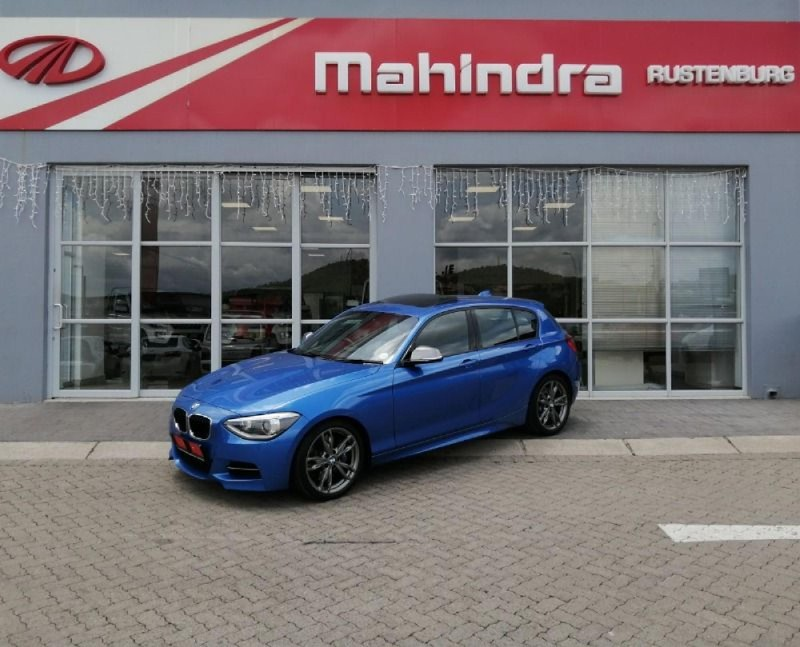 2013 BMW 1 Series M135i 5dr f20  North West Province Rustenburg_0