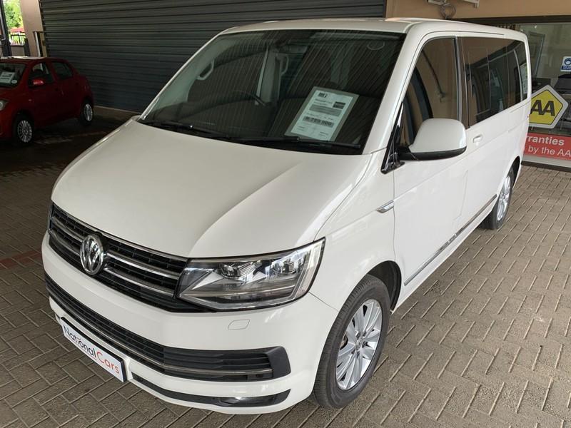 2018 Volkswagen Caravelle 2.0 BiTDi Highline DSG Mpumalanga Secunda_0