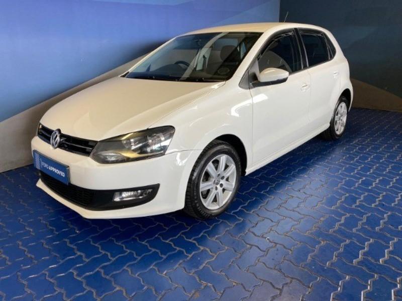 2013 Volkswagen Polo 1.4 Comfortline 5dr  Gauteng Alberton_0