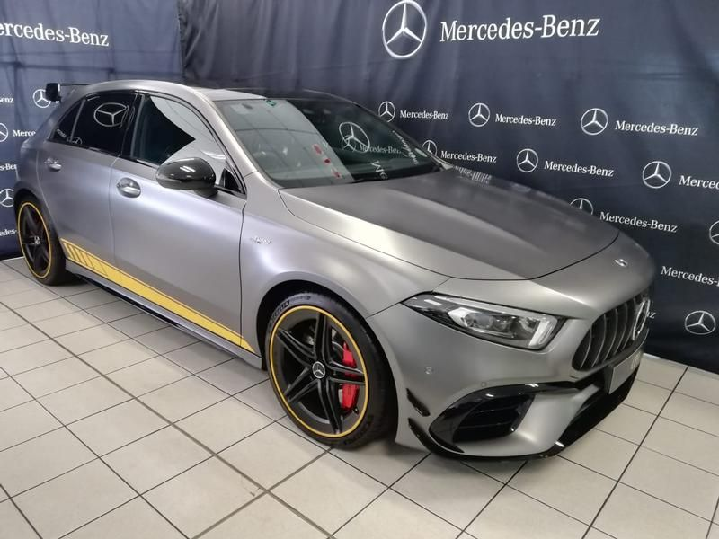 2020 Mercedes-Benz A-Class A45 S 4MATIC Western Cape Claremont_0