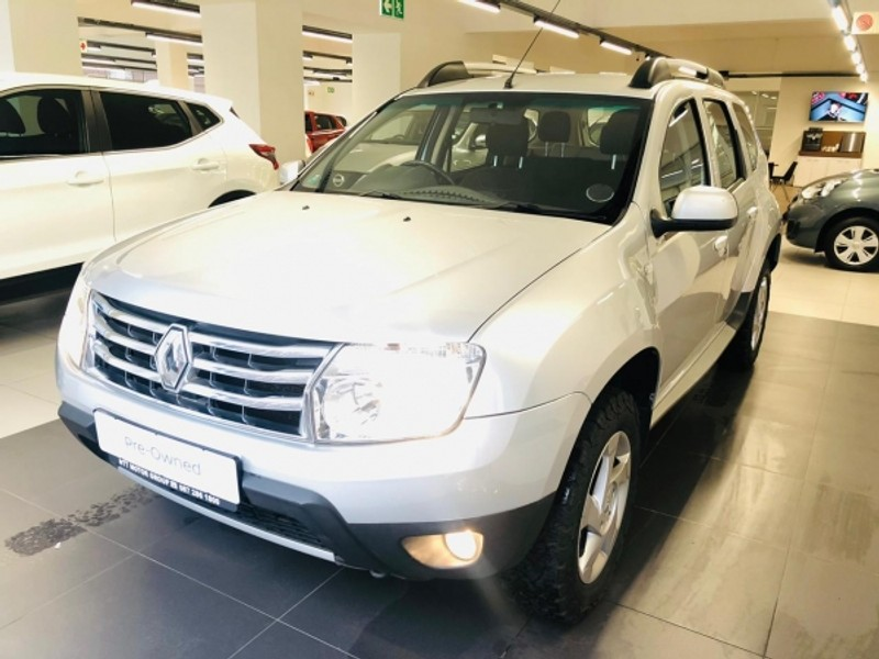 2015 Renault Duster 1.6 Dynamique Free State Bloemfontein_0