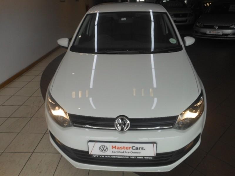 2020 Volkswagen Polo Vivo 1.4 Comfortline 5-Door Gauteng Krugersdorp_0