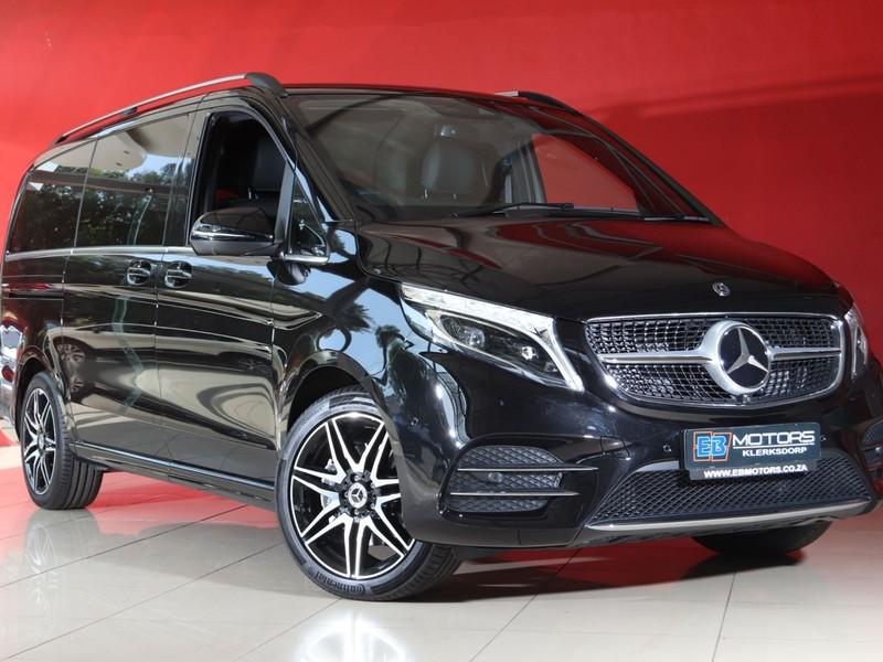 2021 Mercedes-Benz V-Class V300d Exclusive North West Province Klerksdorp_0