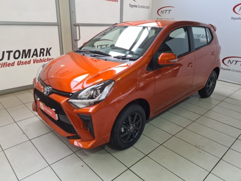 2021 Toyota Agya 1.0 Auto Limpopo Groblersdal_0