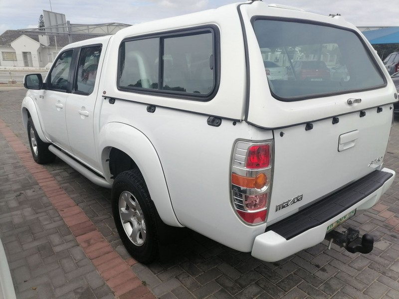 used mazda bt-50 2.5 tdi sle bakkie double cab for sale in
