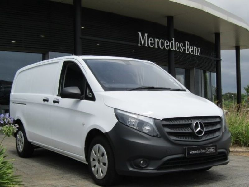 2019 Mercedes-Benz Vito 111 1.6 CDI FC PV Kwazulu Natal Umhlanga Rocks_0