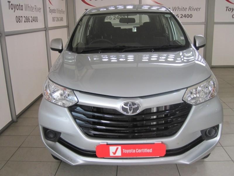 2020 Toyota Avanza 1.3 SX Mpumalanga White River_0