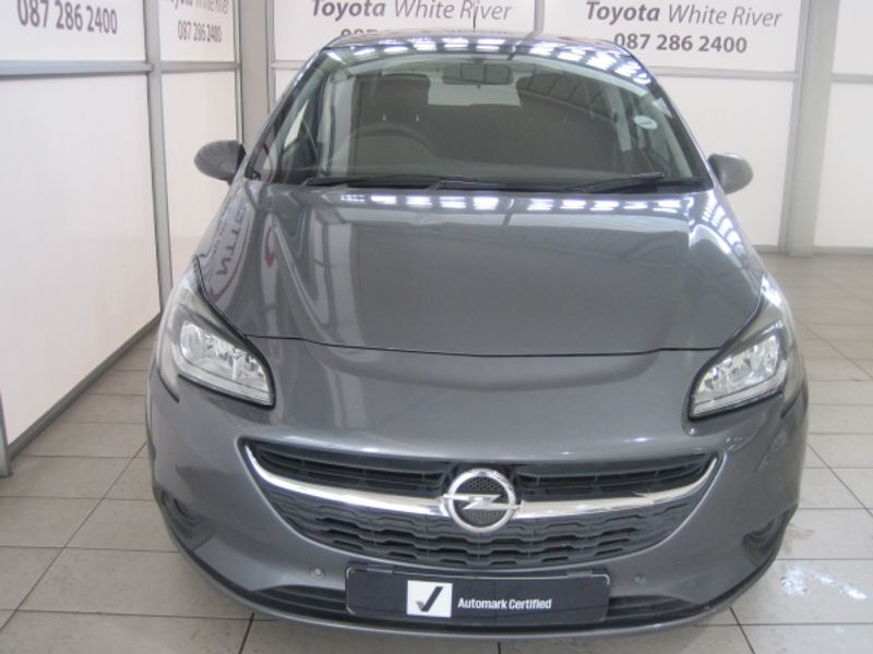 2015 Opel Corsa 1.0T Enjoy 5-Door Mpumalanga White River_0