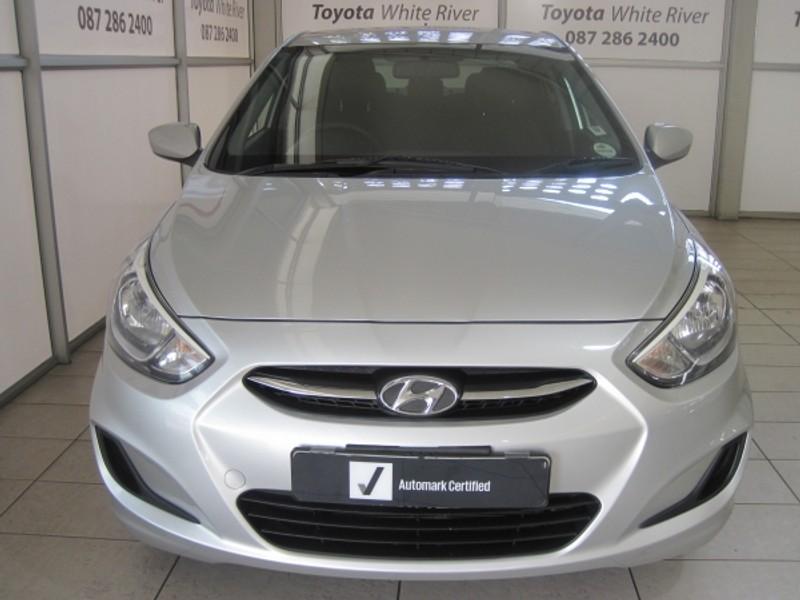 2016 Hyundai Accent 1.6 Gl  Mpumalanga White River_0